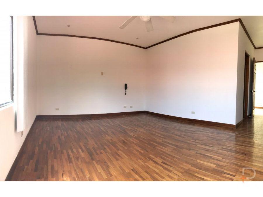 casa 5 habitaciones venta o alquiler escazu