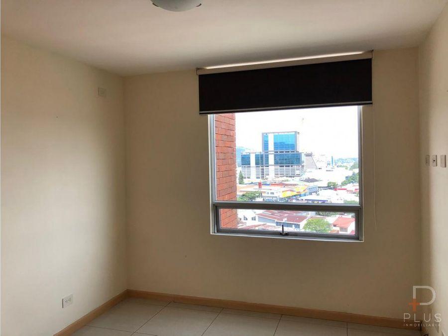 apartamento alquiler o venta condo 6 30 sjo jv117