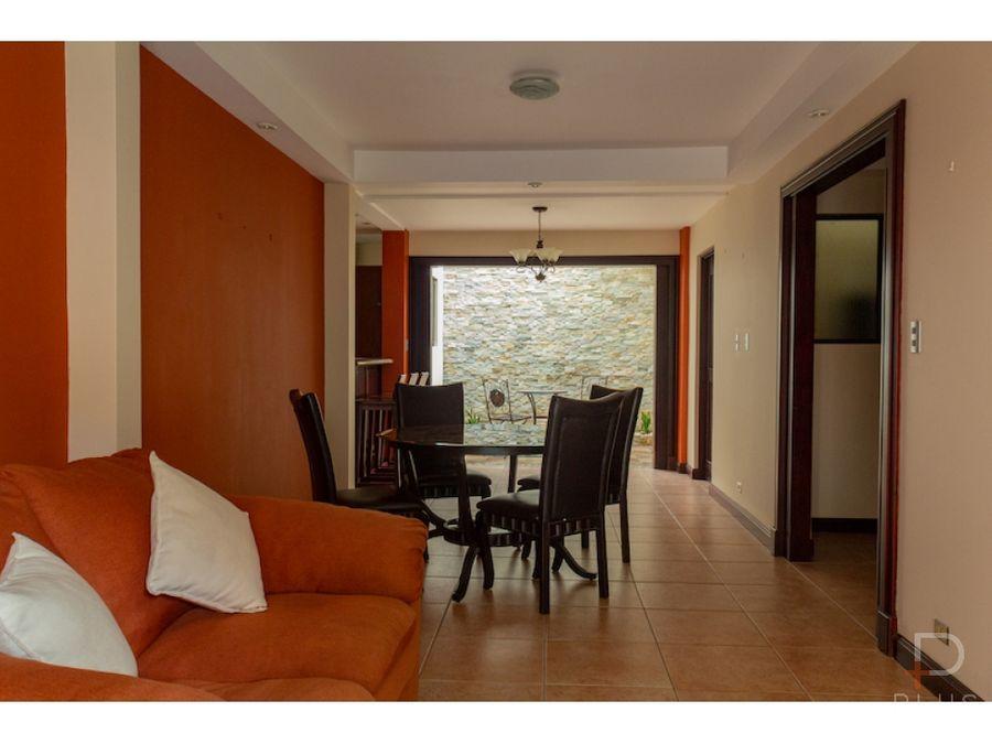 casa 3 habitaciones venta en condominio azul cristal san jose jv114