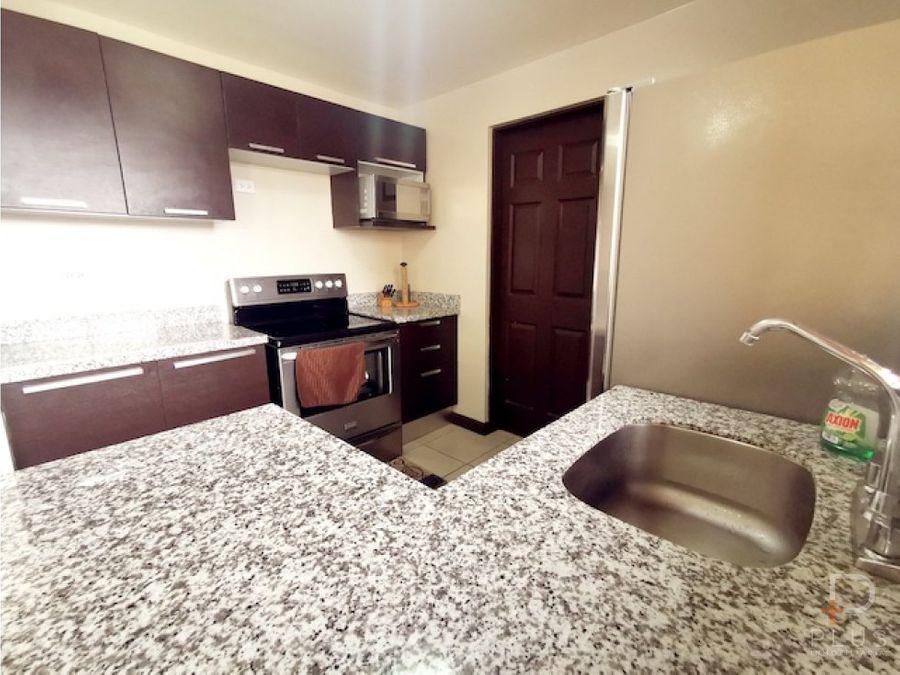 casa en condominio en venta en moravia