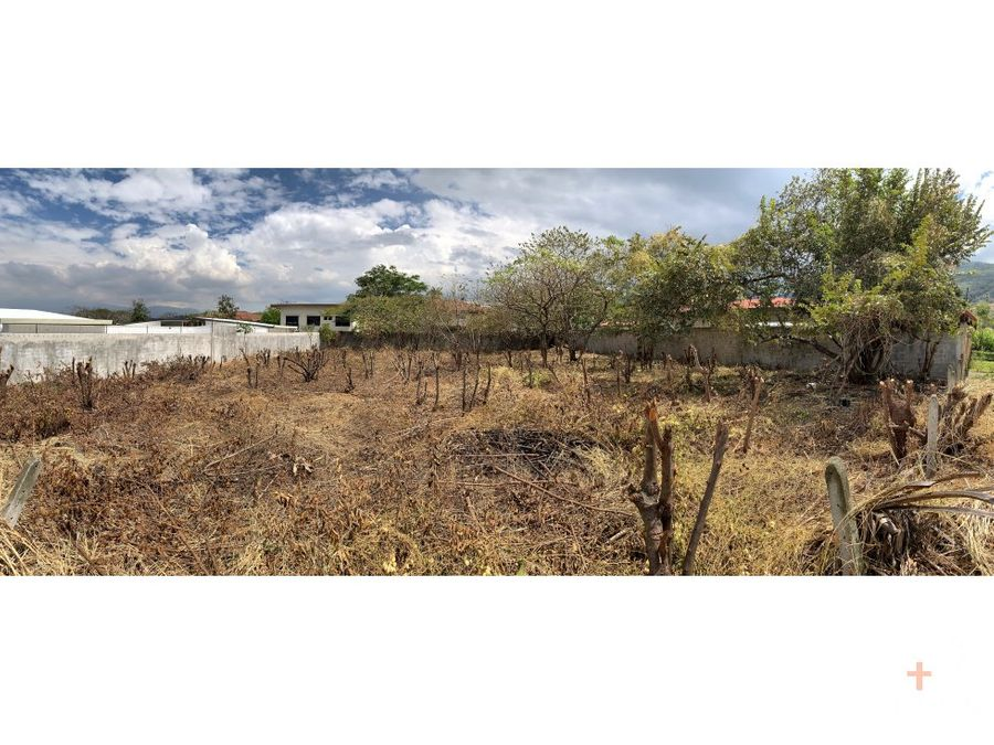 terreno en venta la carana rio oro santa ana em362