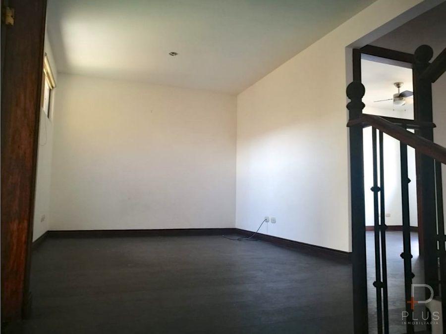 casa en alquiler en escazu guachipelin rc117