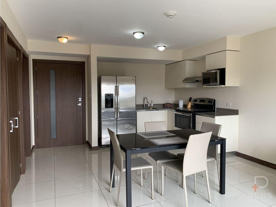 apartamento amueblado alquiler azenza towers la uruca cod em145