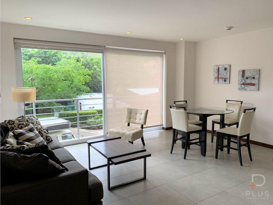 apartamento venta alquiler 2 habitac distrito cuatro escazu cod cr03