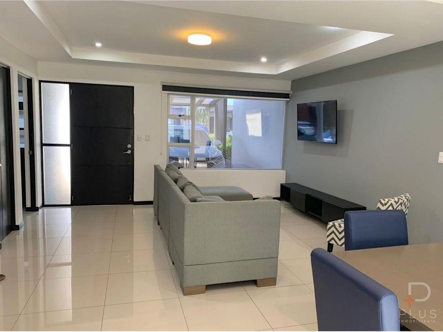 casa 3 habitaciones venta condominio terracafe heredia ulloa sb22