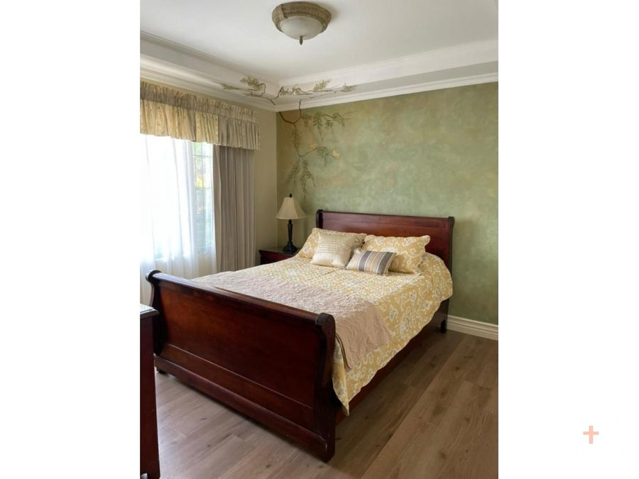 apartamento alquiler amueblado 4 habitaciones sabana sur cod jv232