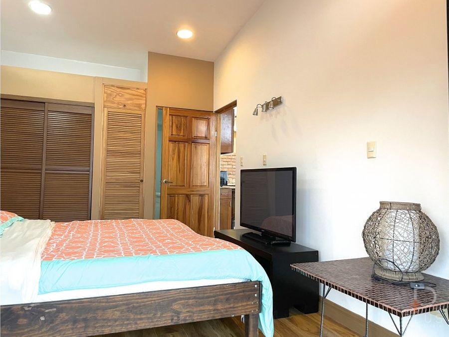 apartamento alquiler amueblado san antonio escazu cod jv254
