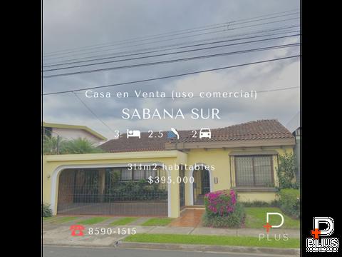 casa uso de suelo mixto venta sabana sur jv14