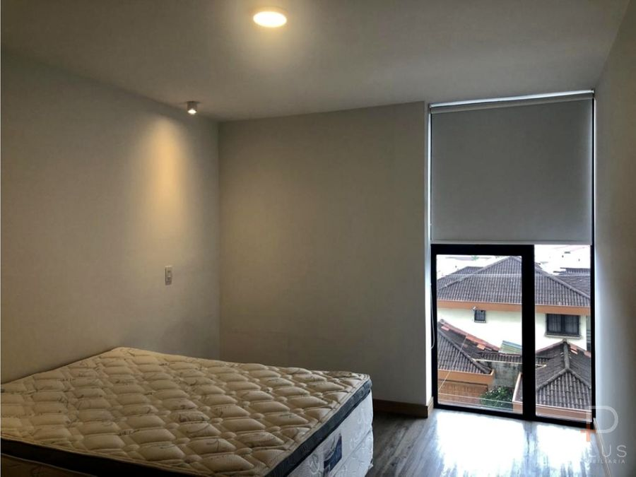 apartamento alquiler rohrmoser 3 habitac cod jv149