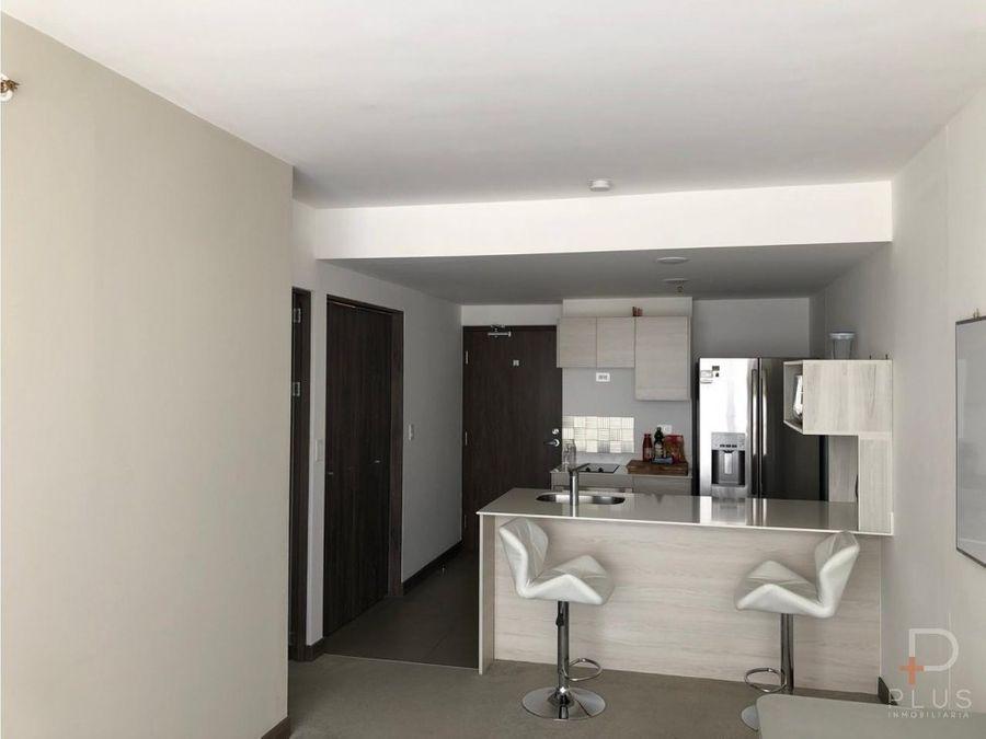 apartamento amueblado venta u nunciatura rohrmoser cod jv164