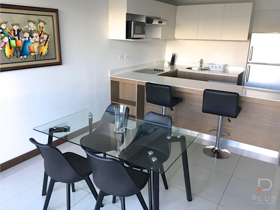 apartamento 2 habitaciones alquiler amueblado nunciatura cod em159