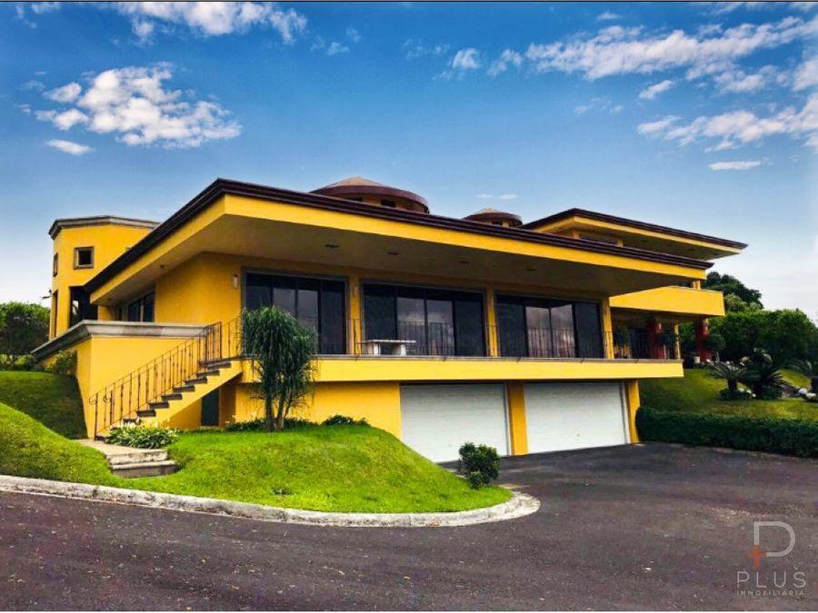 casa venta colinas de montealegre curridabat em329
