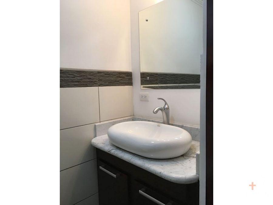 apartamento 100m2 2 habitaciones alquiler escazu