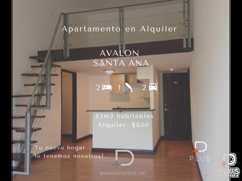 apartamento 2 habitaciones alquiler avalon santa ana cod em324