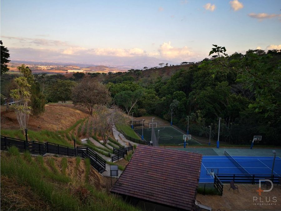 lote en venta hacienda natura naranjo alajuela cod jv222
