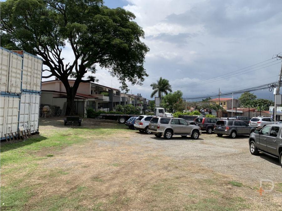 terreno comercial o residencial venta santa ana centro cod jv274