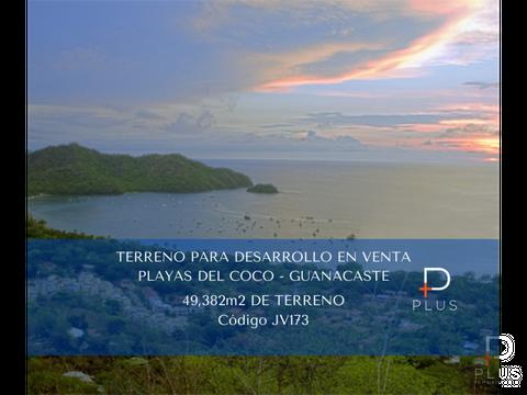 terreno para desarrollar condominios playas del coco guanacaste jv173