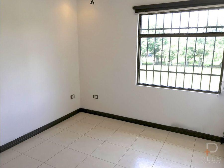 apartamento venta escazu 3 habitaciones em65