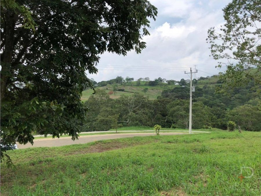 terreno venta hacienda natura naranjo km45