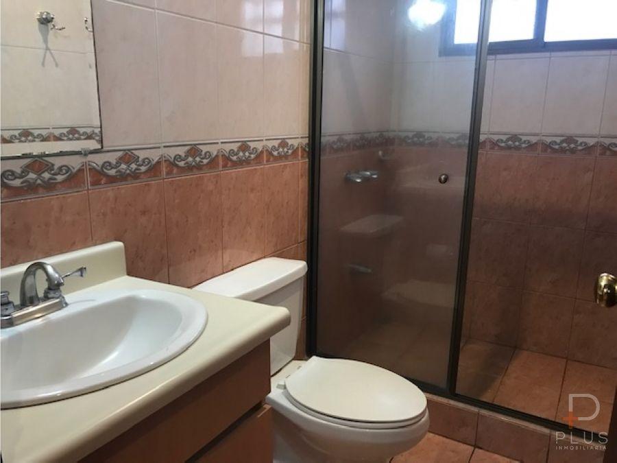 apartamento en venta en trejos montealegre escazu ganga am232