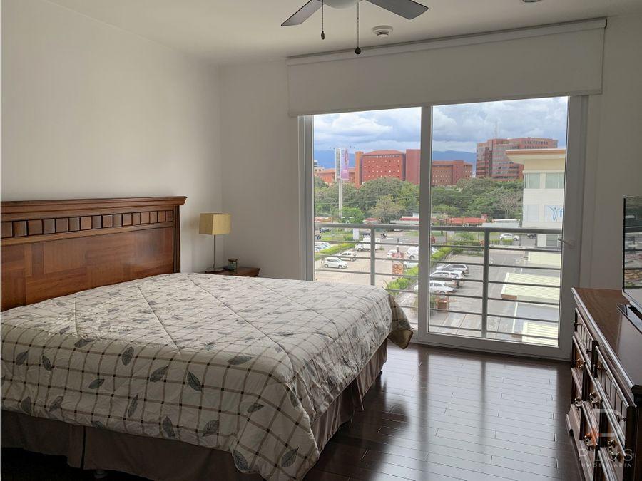 apartamento 2 habitaciones alquiler distrito 4 escazu cod em22
