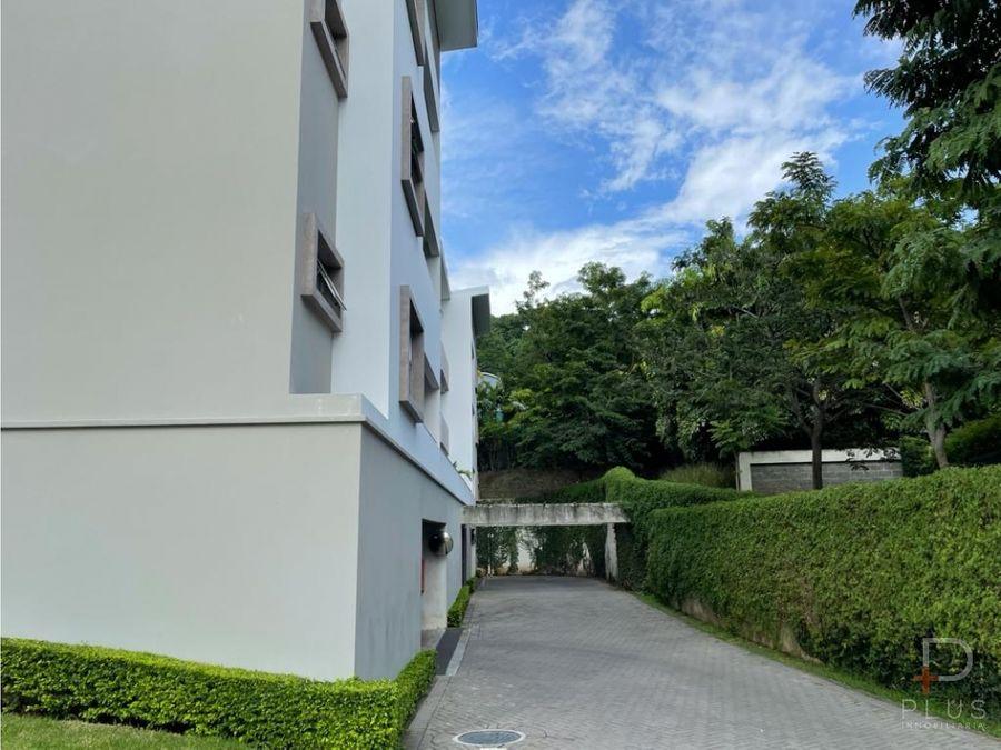 apartamento venta 2 habitaciones bosques de carao santa ana cod jv240