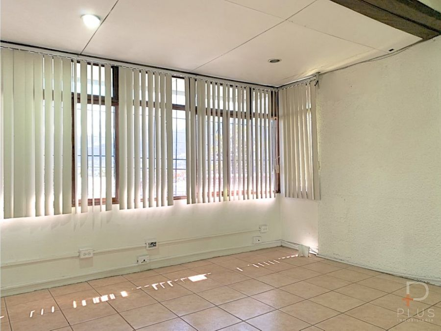 oficina 300m2 alquiler sabana oeste costado ucimed