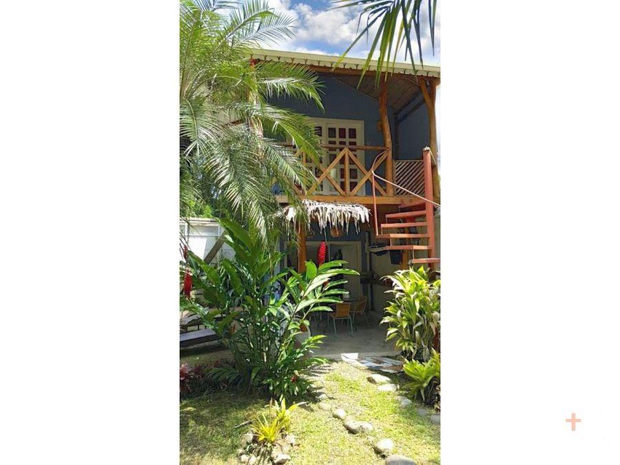 casa venta playa cocles puerto viejo jv91