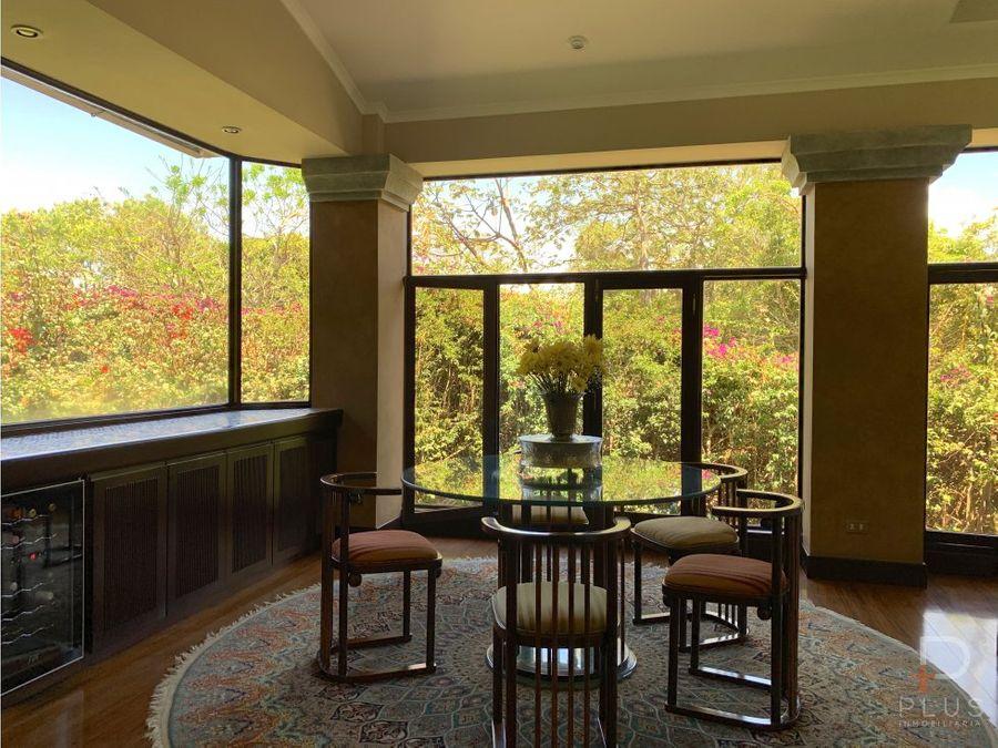 casa en venta o alquiler san rafael escazu fc42