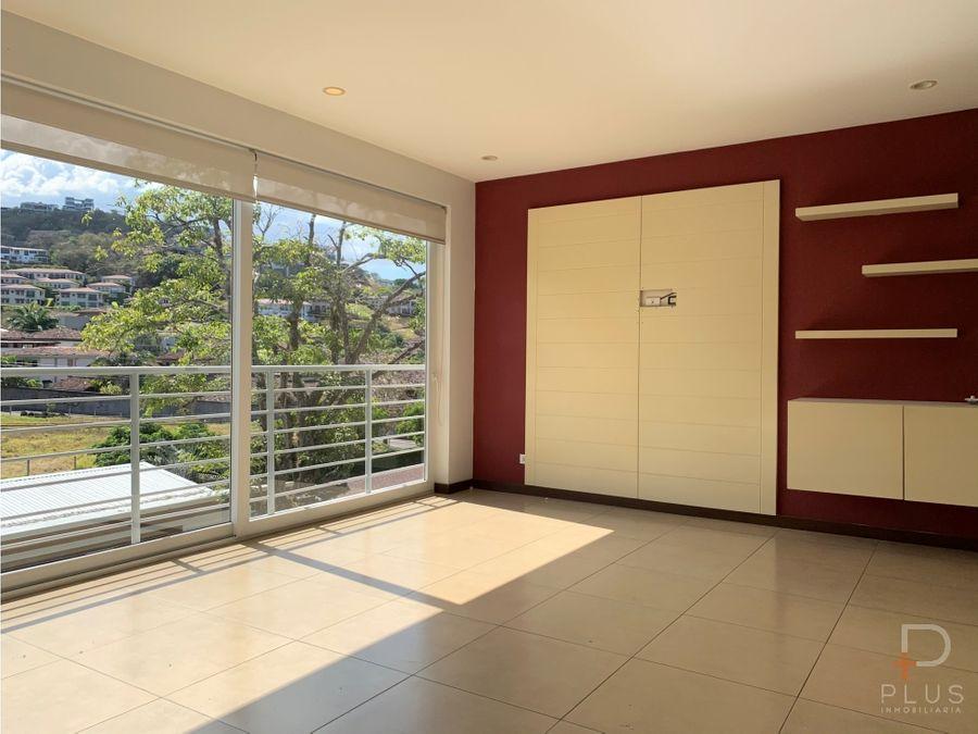 apartamento 2 habitaciones alquiler distrito cuatro escazu cod em393