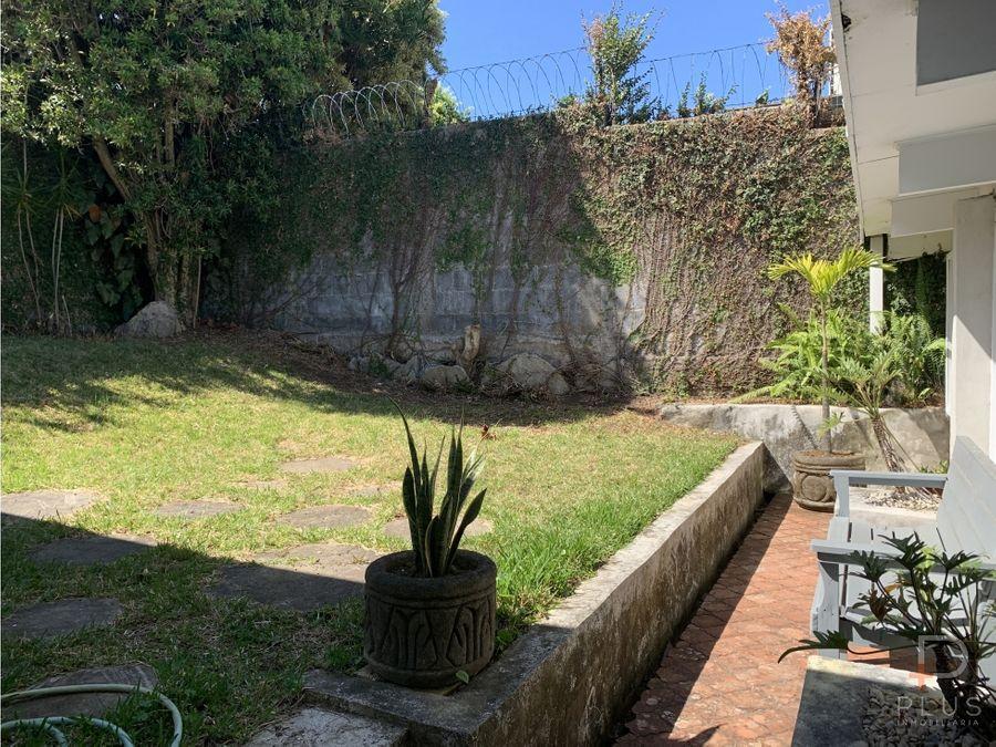 oficina alquiler barrio san francisco peralta los yoses cod ob69