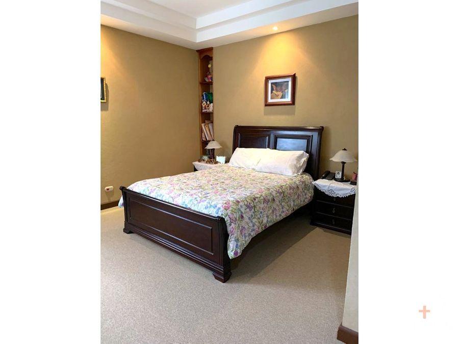 casa 1 solo piso 4 habitaciones venta san rafael heredia cod sb19