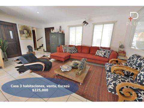 casa en venta escazu en condominio em327