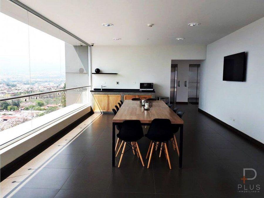 apartamento amueblado venta nunciatura flats jv32