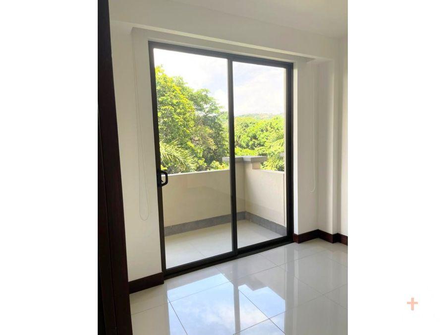 apartamento alquiler con linea blanca montesol santa ana cod em399