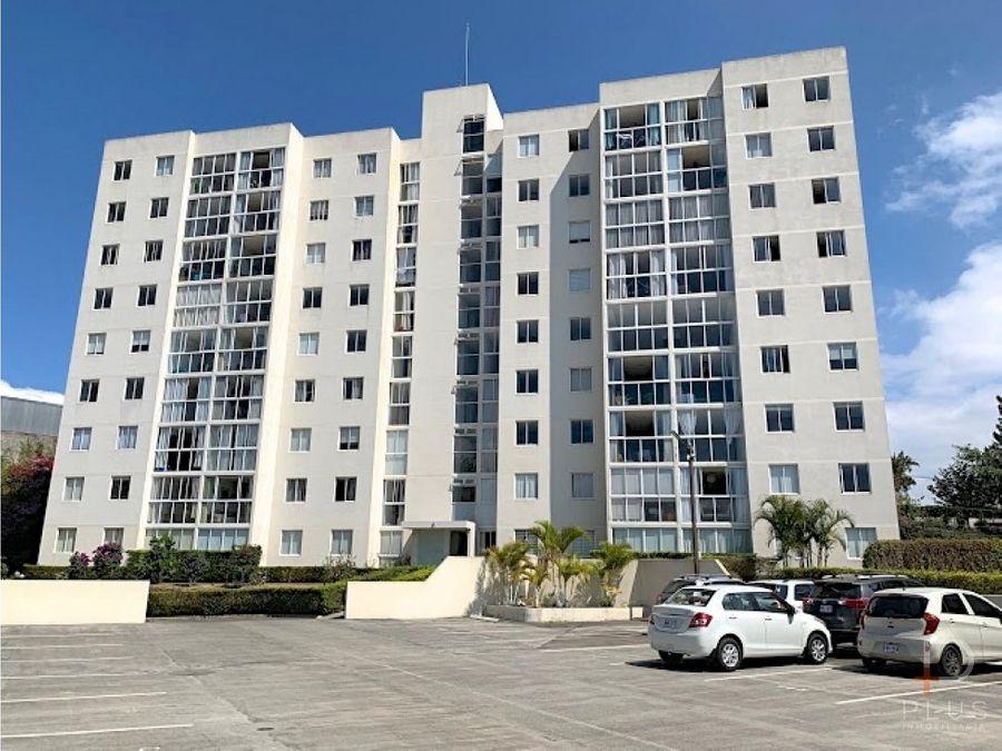 apartamento venta y alquiler 3 habitaciones heredia cod sb28
