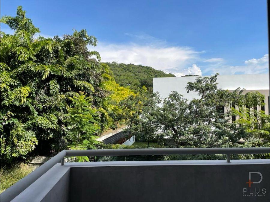 apartamento alquiler bosques de carao santa ana cod jv241
