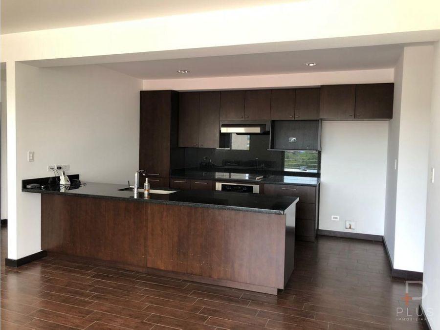 apartamento moderno de lujo y amplio en 5t0 piso