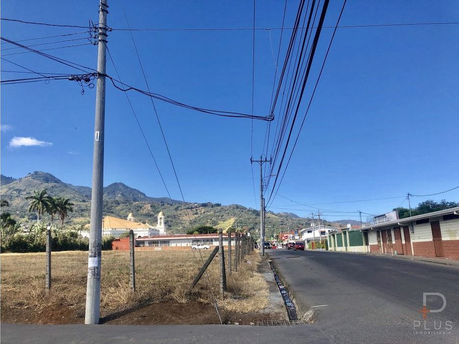 terreno uso comercial residencial venta alajuelita