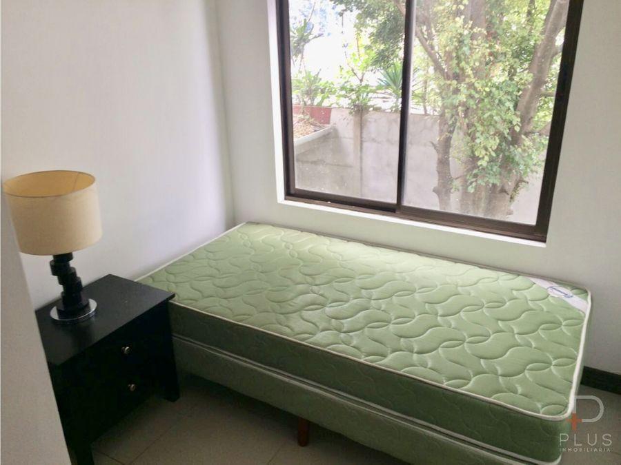 apartamento amueblado alquilerventa vistas de cariari heredia am112