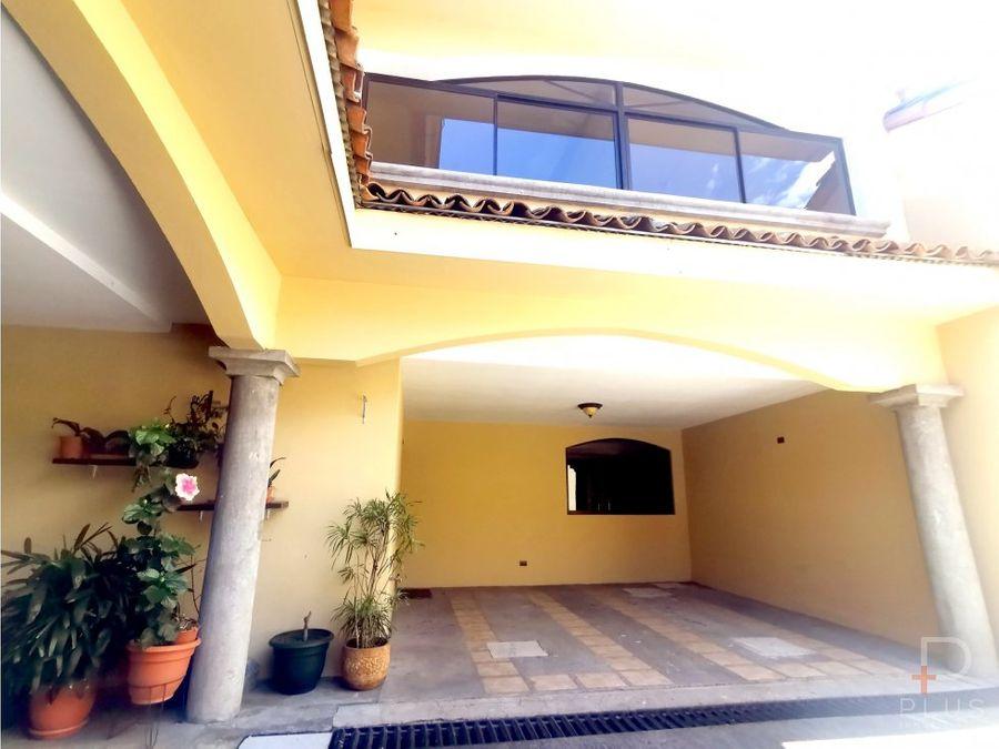 casa 3 habitaciones venta altos de guayabos curridabat ob30