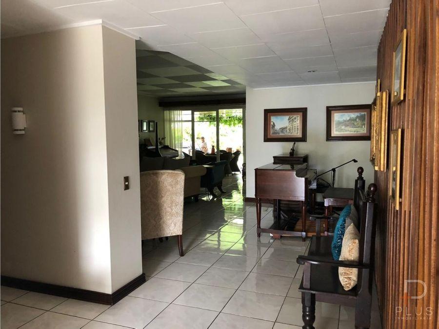 casa venta los yoses montes de oca terreno 500m2 con patio ob09