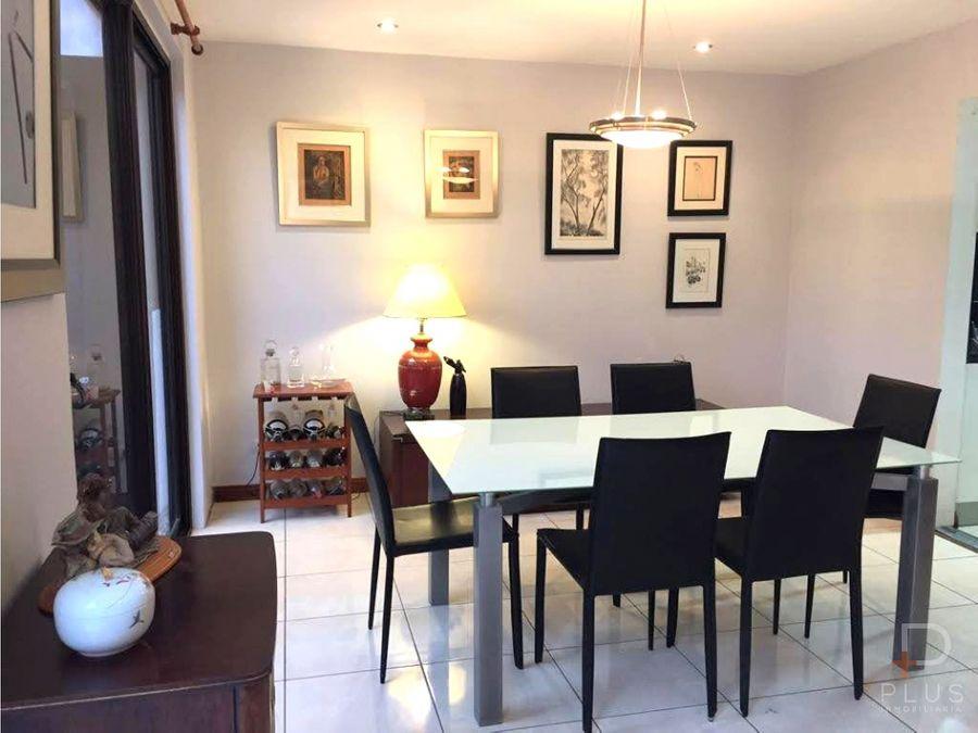 casa alquiler villas de valencia escazu con patio cod rc201
