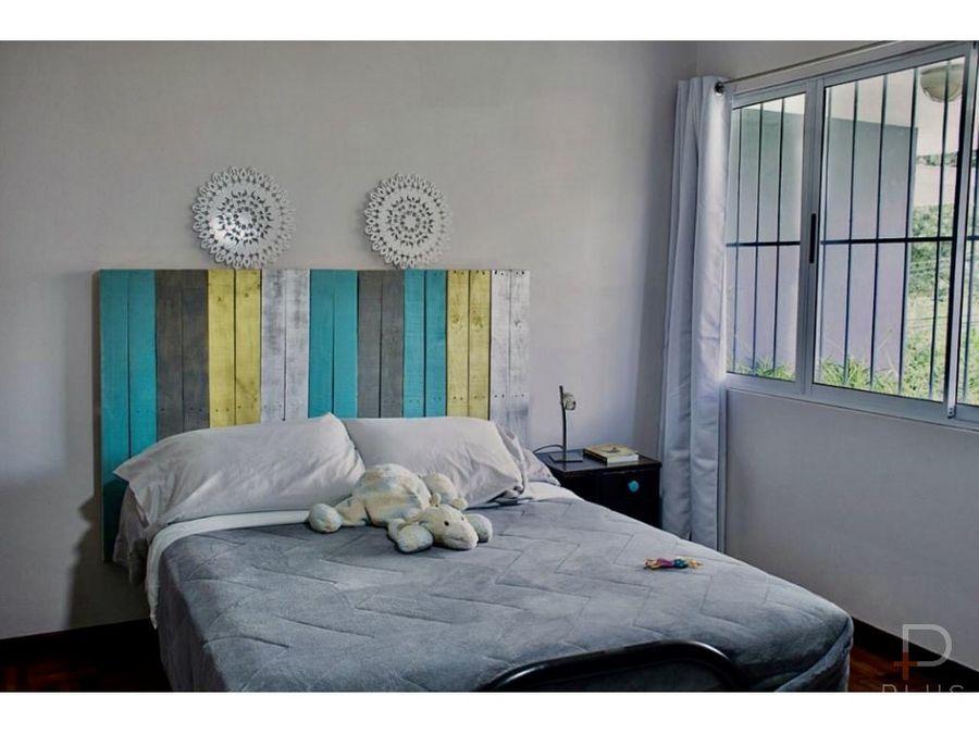 casa 2 habitaciones en venta yoses sur san pedro ob07