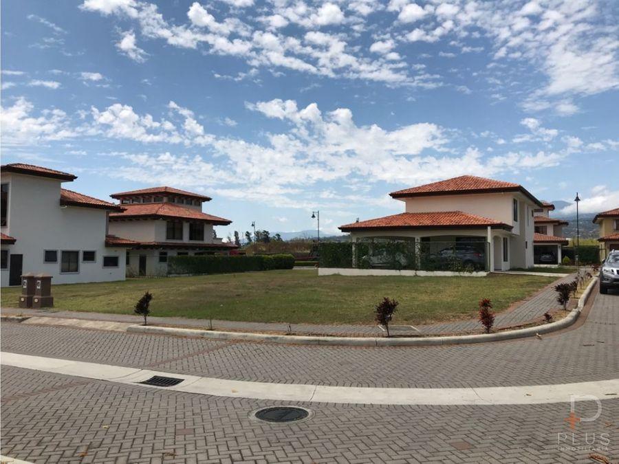 terreno venta condominio la hacienda santo domingo cod ob91