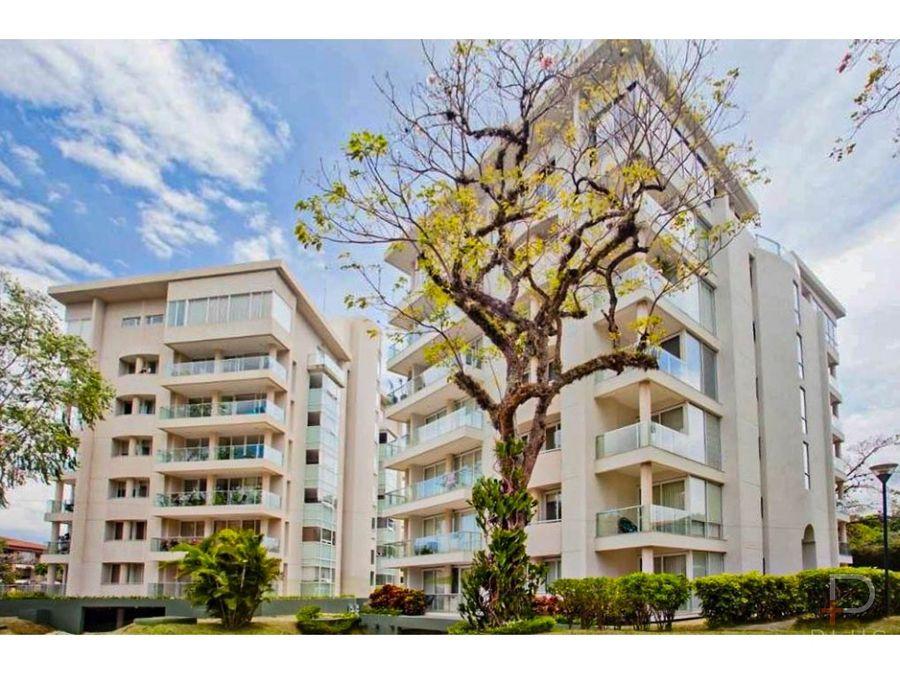 penthouse 390m2 1 piso en venta torres del country escazu cod jv181