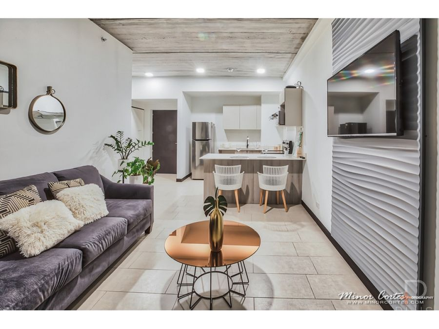 apartamento venta q bo skyhomes rohrmoser 1 habitacion cod jv273