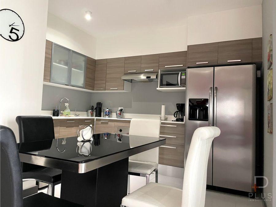 apartamento amueblado alquiler sportiva cariari heredia cod em398