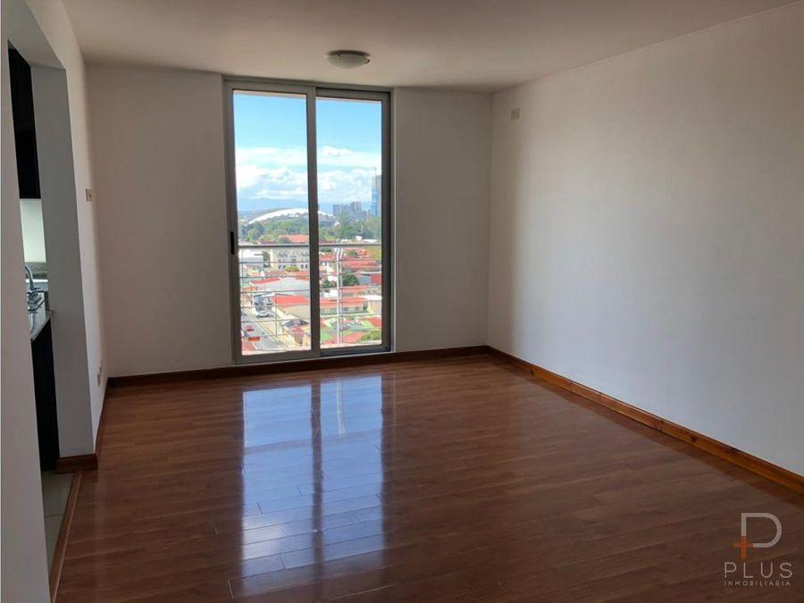 apartamento amueblado alquiler 630 don bosco cod jv161