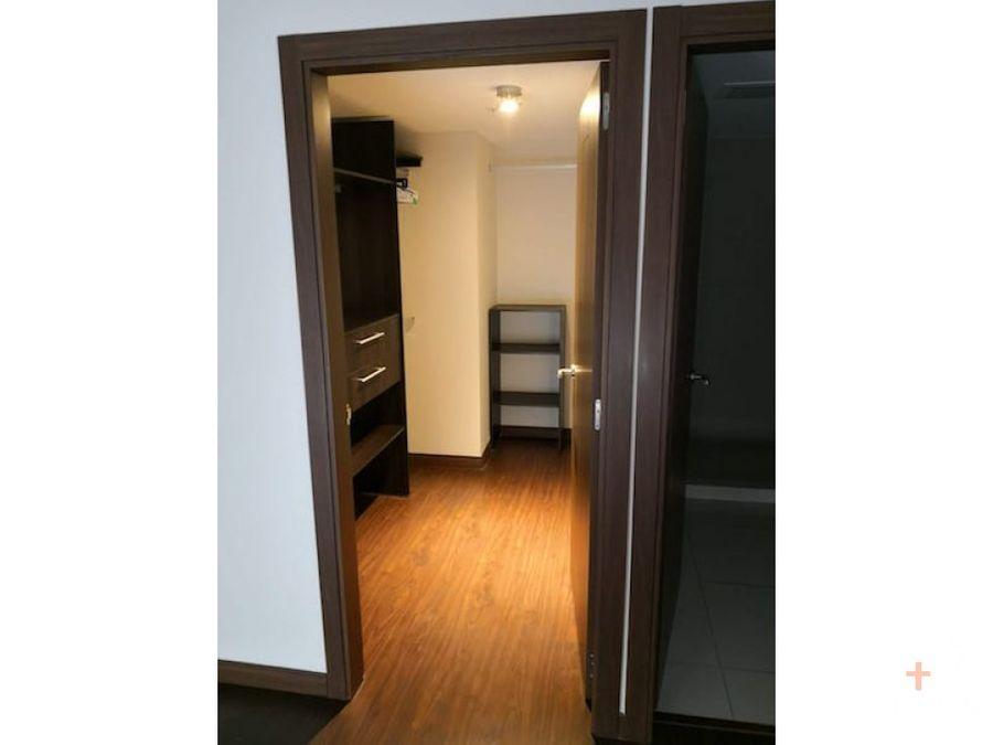 apto amueblado 2 dormitorios en azenza la uruca